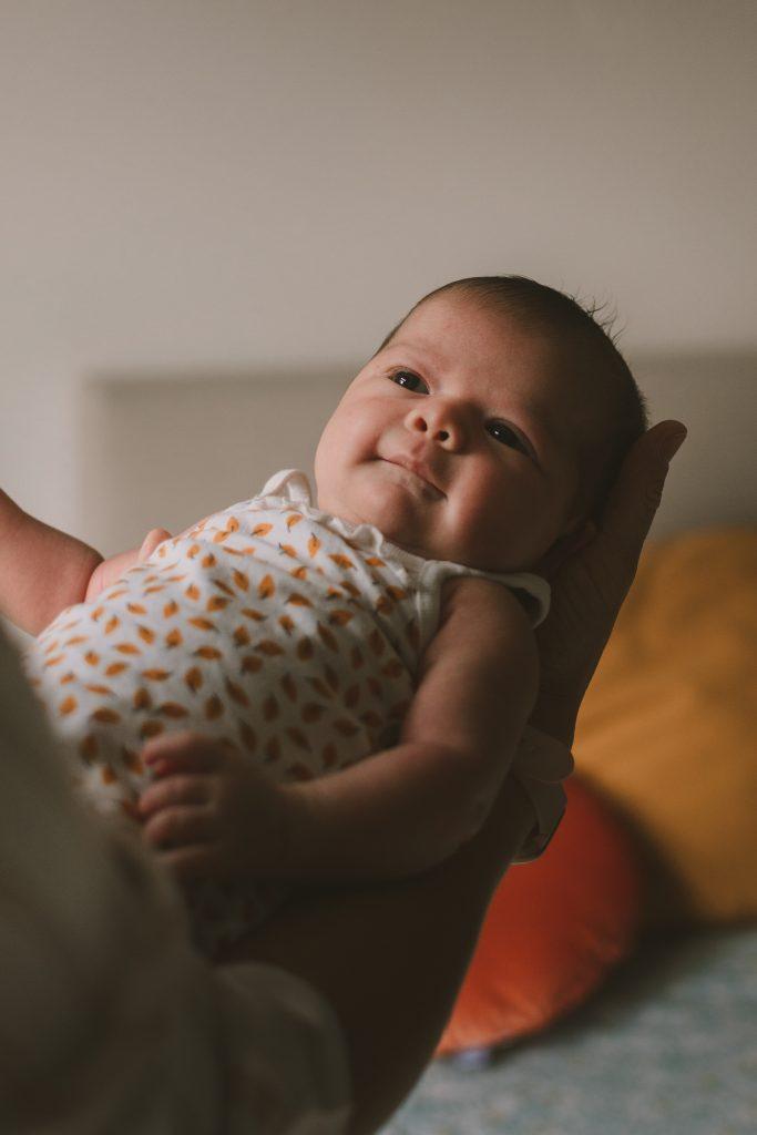 verwachten van een newborn fotoshoot